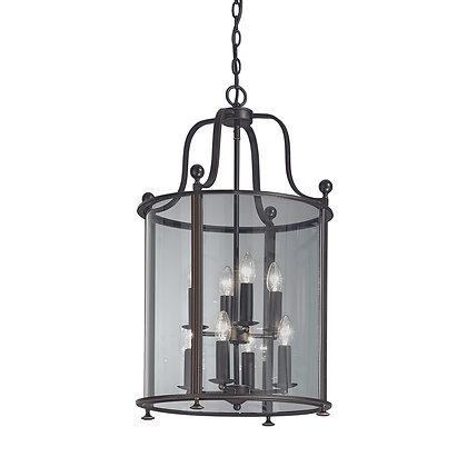 Pasillo 8 light Lantern  - LA7001/8