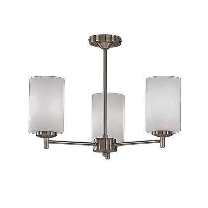 Decima 3 light Fitting (Up) - FL2272/3