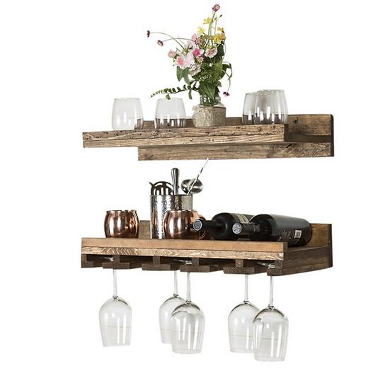 Wine - Gin and Glass Shelf OP3