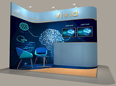 vivid Exhibition Stand