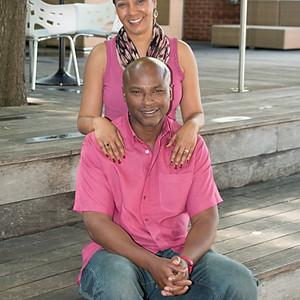 Angela and Jason