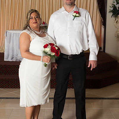 Shelly and Aaron Gafford