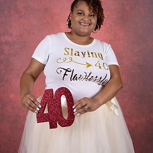 Iresha's 40th Birthday Celebration
