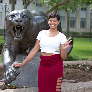 Sherita Celestine - UH Grad