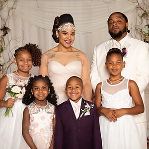 Justin and Dana Jones - Wedding