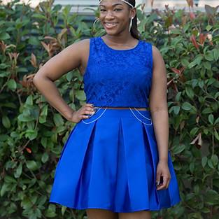 Lauryn's 8th Grade Prom