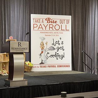 Texas Payroll Conference
