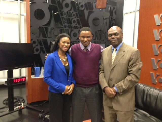 AGLAN ED Discusses Crisis in Congo on VOA's Straight Talk Africa