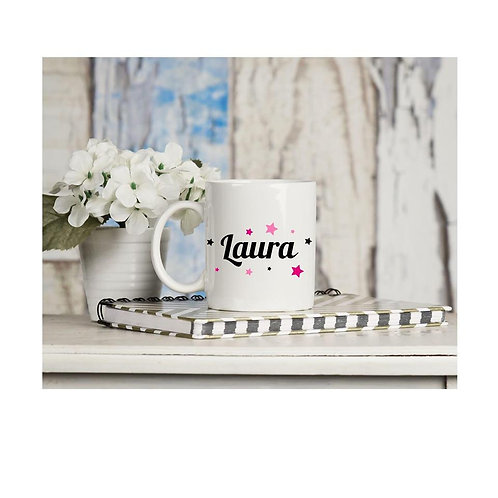 Personalized Sway In Line Mug