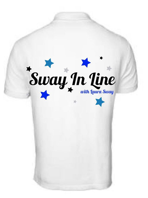 Mens Sway In Line Polo's
