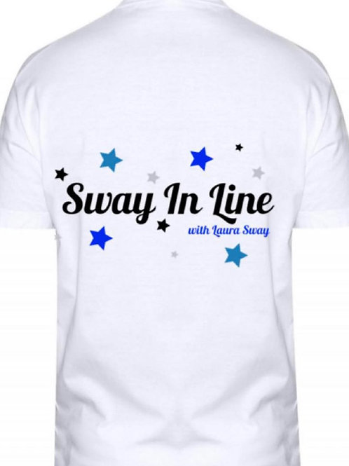 Mens Sway In Line Club Tshirt