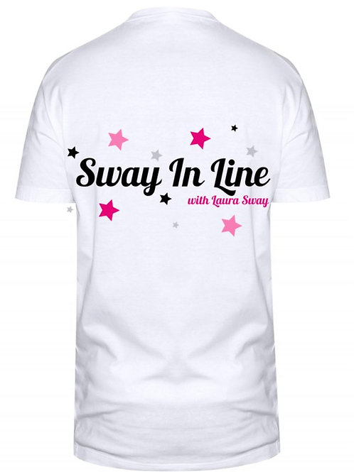 Ladies Sway In Line Club T-Shirt