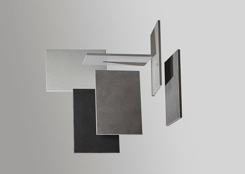 Betoniniai virtuves stalvirsiai vonios praustuvai kriaukles lietas dirbtinis akmuo HIMACS