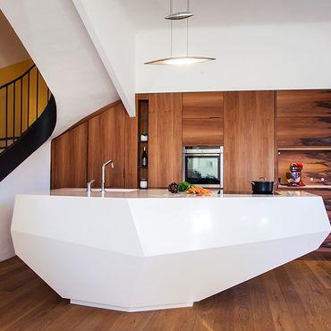 Virtuvės stalviršiai