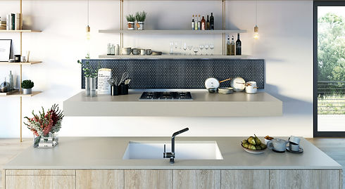 Marmuro-virtuves-stalvirsiai-vonios-praustuvai-kriaukles-priimamojo-baldai-HPL-lietas-dirbtinis-akmuo-HIMACS