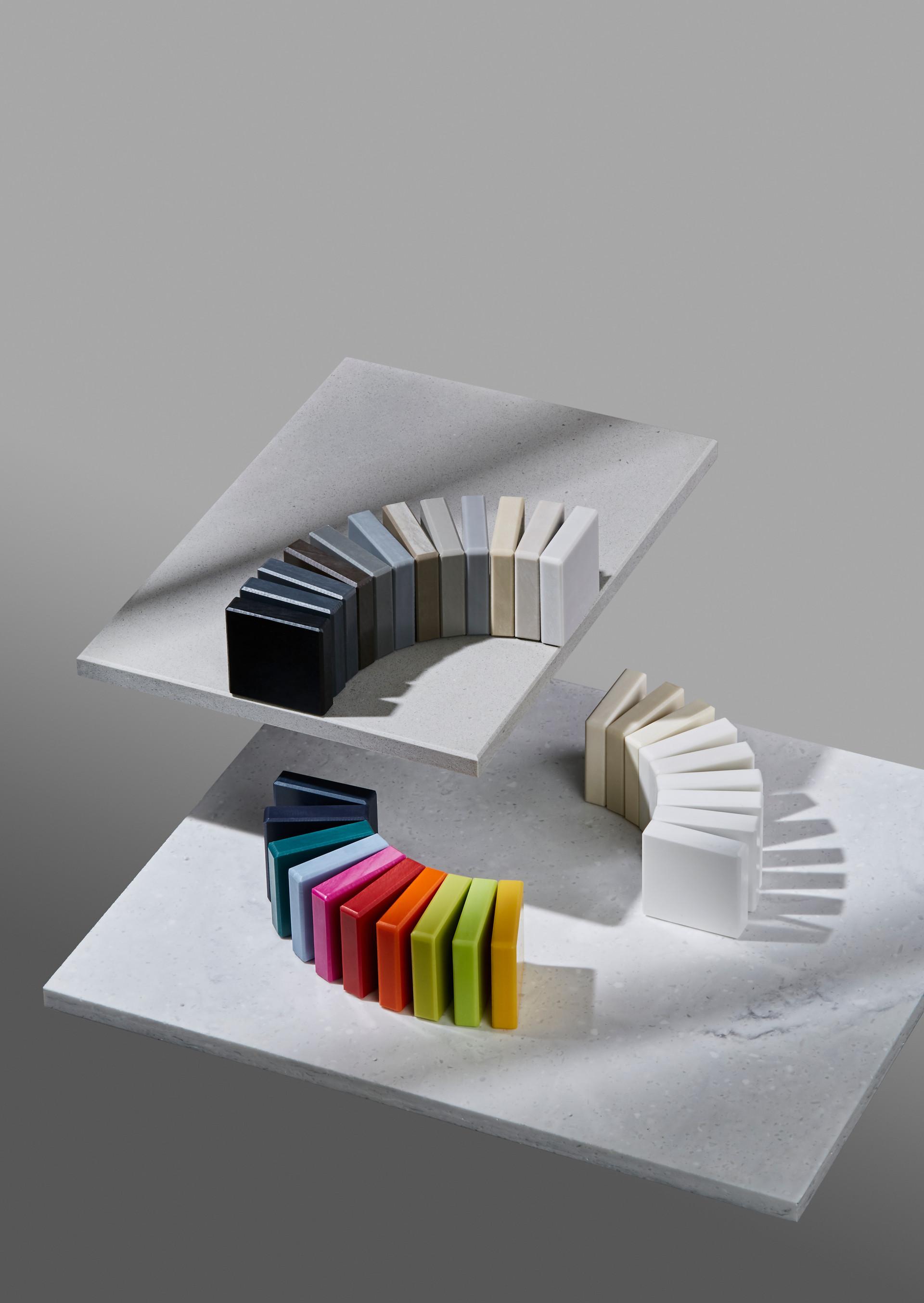 Solid kolekcija HI-MACS®