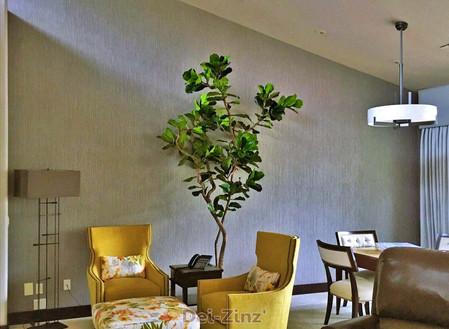 silk-fiddle-leaf-on-family-room-wall