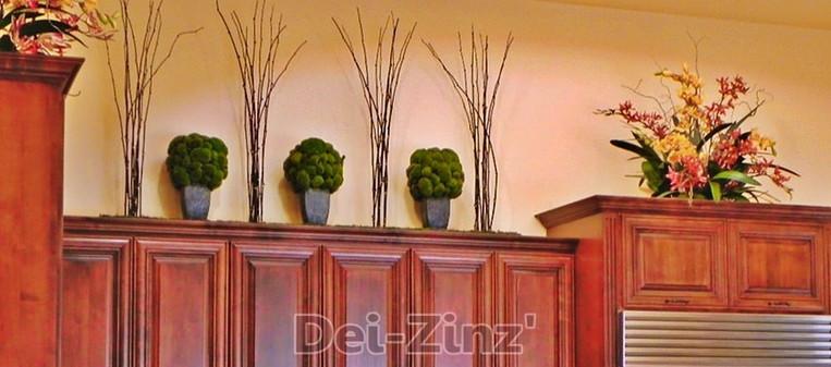 kitchen-ledge-with-artificial-plant-home-decor