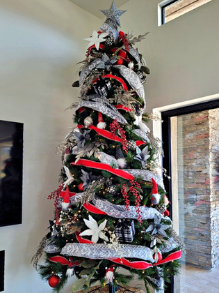 silver and red themed Christmas tree.jpg