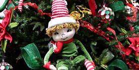 green-elf-sitting