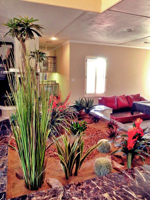 home-indoor-spa-converted-to-faux-plantscape