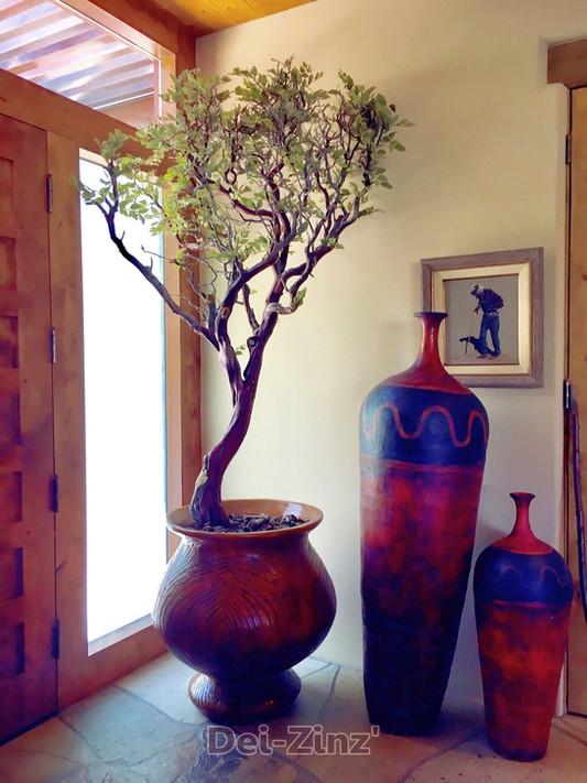 southwest manzanita tree