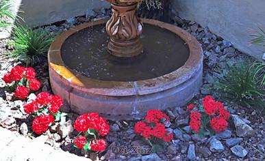 artificial-UV-tolerant-flowering-geranium-plants