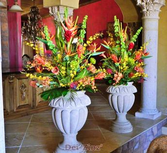 silk-tropical-florals-divide-rooms