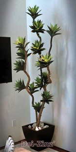 agave attenuata artificial tree