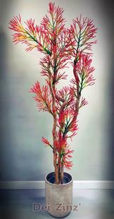artificial firestick pencil cactus tree