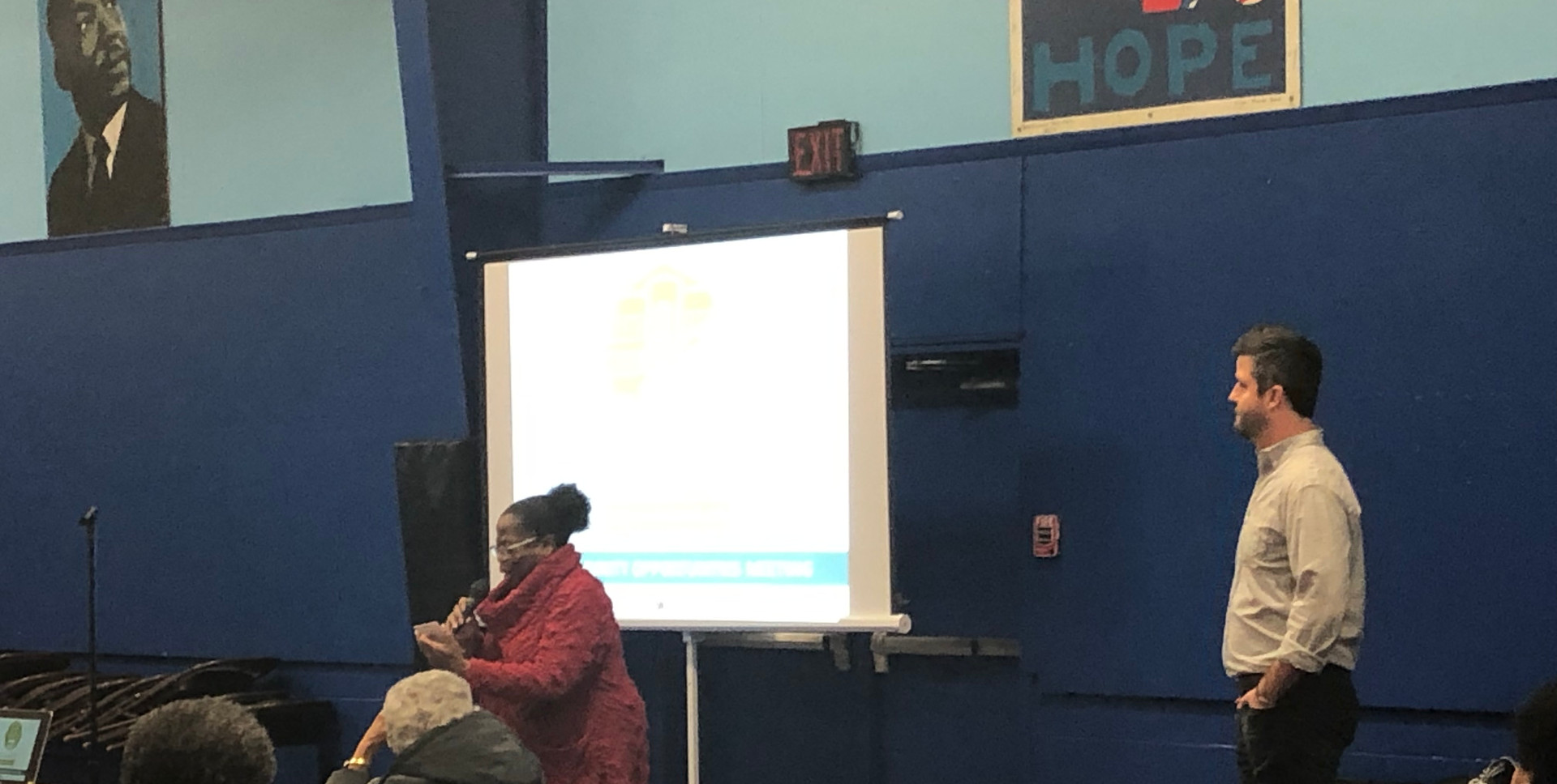 Community Opportunities Meeting