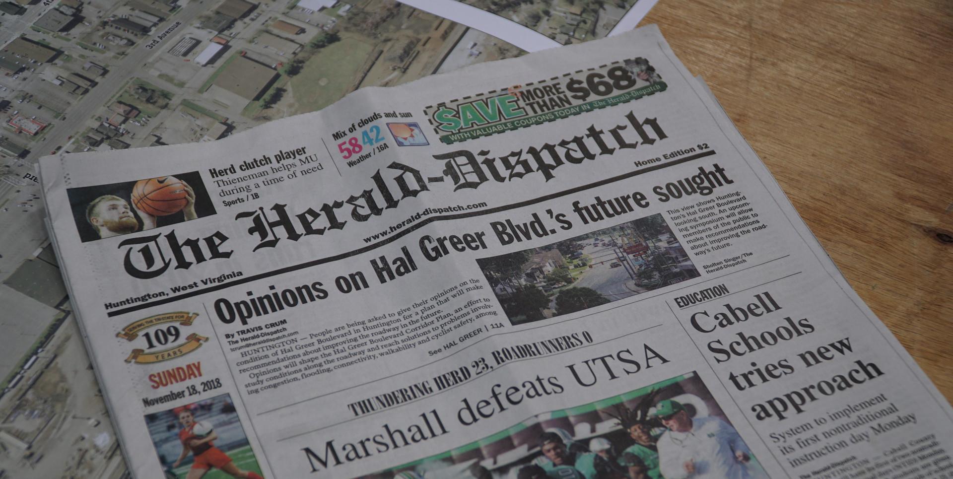 The Herald-Dispatch