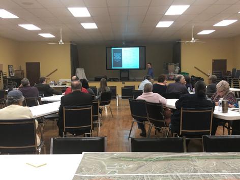 Workshop Meeting 01/07/2019