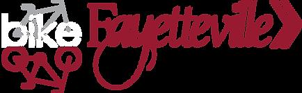 BikeFayetteville Logo White.png