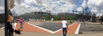 Washington Boulevard Photosim