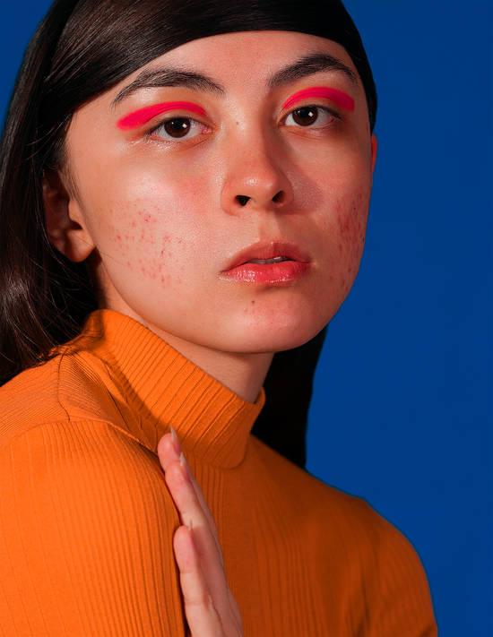 Cheeks of Raspberries editorial for Malvie Magazine