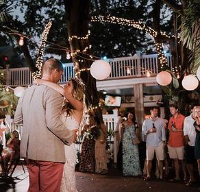 Get married in Key West, Key West wedding on the beach