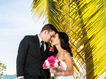 {Jennifer & Christopher} wedding in sunny Key West, Fl