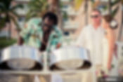 Wedding ceremony steel drum music, steel drum wedding key west and Florida Keys,  Key West Steel Drum Player