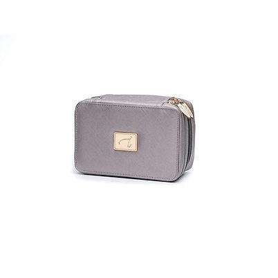 Mirrored Cosmetic Bag