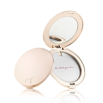 Empty Rose Gold Compact