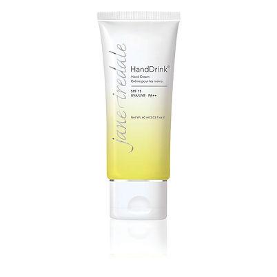 Lemongrass Hand Drink Hand Cream (SPF 15)