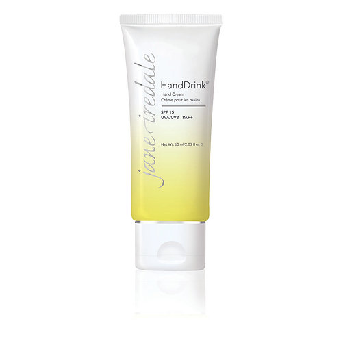 Lemongrass Hand Drink Hand Cream (SPF 15)