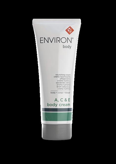 A,C & E Body Cream (150ml)