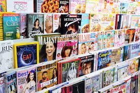 The Evolution of  Magazines
