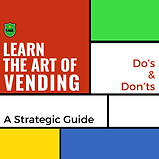 Everything you will ever need to know about running a successful vending operation
