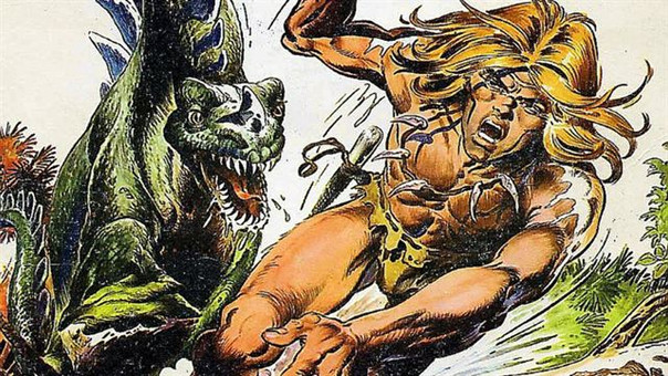 Rahan : Michaël Youn adapte la bande dessinée culte