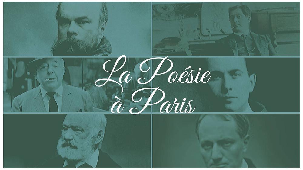 La Poésie à Paris