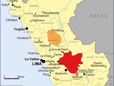 Le Pérou en bus et à vélo, pour le meilleur et pour le pire