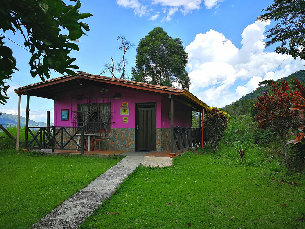 Finca el Palmar, Amada, Colombie